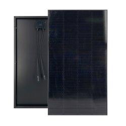 Precio de Solar Panel de 160 W 150W 100W panel solar monocristalino la fabricación de fábrica en China