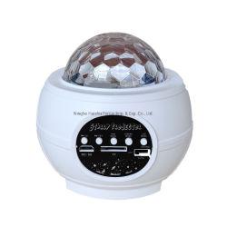 Controle remoto Ocean Wave Projector estrelada do alto-falante Bluetooth
