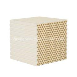 Bienenwabe-thermischer Speicher-Katalysator keramisch als Wärmeübertragung-Media für verbessernde katalytische Oxidation Rco