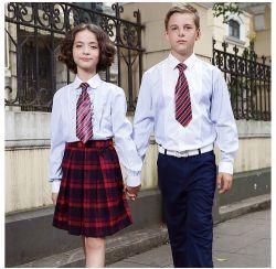 Красивый стиль начальной школы единообразных футболка