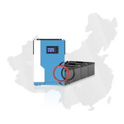 محول الصين الهجين بدون الشبكة 3 كيلو واط بقدرة 5 كيلو واط تعمل بالطاقة الشمسية MPPT عكس السعر