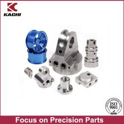 Pezzi meccanici di macinazione dell'alluminio di CNC del hardware della macchina per tornire della parte meccanica non standard