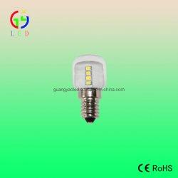 Lampade del frigorifero del LED T25, lampadine dell'indicatore di figura del LED E14 T25, lampade chiare del LED T25 8SMD 2835