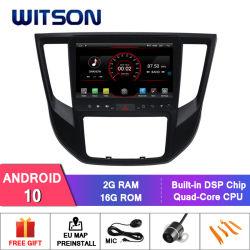 Android Witson 10 processadores Quad Core aluguer de DVD GPS para Grand Mitsubishi Lancer 2017