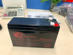 12V5AH AGM Bateria de chumbo-ácido Bateria solar para UPS