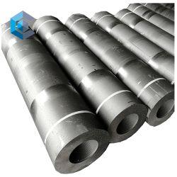UHP400mm Fabrication électrode de carbone pour le four à arc de graphite