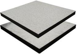 Pavimento di accesso antistatico di HPL/PVC Woodcore