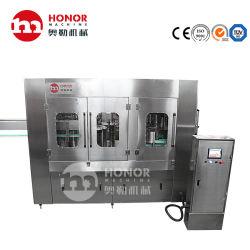 Carbonic Acid Vapor Glass-fles, Plastic Bottle Automatische vul- en sluitingsapparatuur voor productielabel