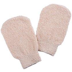 Impianto di lavaggio del guanto del bagno del panno di Terry della canapa della ramia della spazzola di massaggio della stanza da bagno