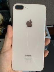 النسخة الأصلية من الطراز الثاني من Smart I Phone 8 Plus بحجم 5.5بوصة مع الغطاء الخلفي الزجاجي