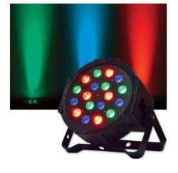 DJ PAR UV RGBWA latas 6NO1 18*18W LED PAR AO AR LIVRE