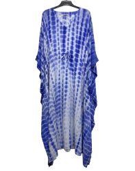 다채로운 숙녀 동점 염료 니트 복장