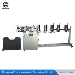 Полностью автоматическая алюминиевых венецианских жалюзи бумагоделательной машины (12,5 мм)