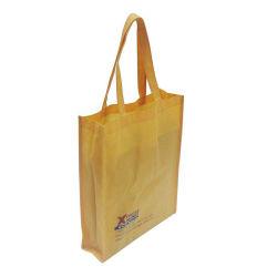Sacchetto di Tote non tessuto del sacchetto di abitudine per i regali promozionali