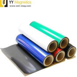 Односторонний Strong проведение мощность клейкую подкладку магнитный лист