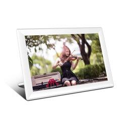 10インチLCDデジタルの写真フレームのWiFiの雲HD 1280X800 IPS MP3/MP4プレーヤー