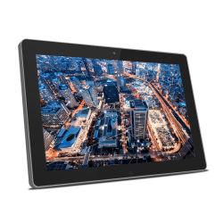 كمبيوتر لوحي مثبت على الحائط مزود بتقنية WiFi الذكية مقاس 18.5 بوصة جهاز Android اللوحي بحجم بوصة