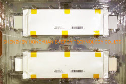 N2.1 original LG 60Ah batería recargable de polímero de litio de 3,6 V 60Ah Nmc 5c batería recargable para EV de la batería de coche