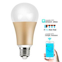 8w 100-264VAC, 50/60 Hz E27 B22 Smart Control WiFi bombilla LED por Smart Phone