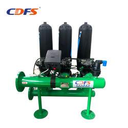 Het automatische Achter Spoelende Systeem van de Filter van het Water van de Schijf voor Voorbehandeling RO