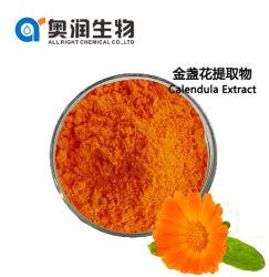 Fornecedor Premium Organic Calendula officinalis extracto das Flores