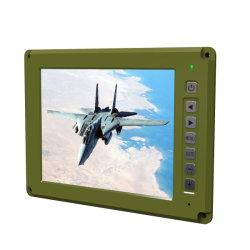15,6 pouces moniteur à écran tactile industriel robuste, TFT LCD