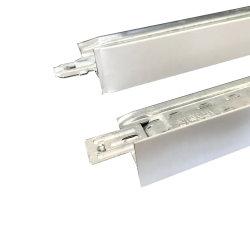 La sospensione del soffitto del metallo ha sospeso le barre scanalate del soffitto T Runner/T Grid/T