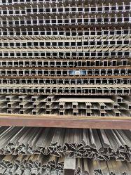 China Alu lidar com janela de vidro U T friso da porta do slot do LED do Setor de perfis de alumínio