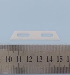Delxin 51mm Hightechkeramisches Zirconia-Leder veränderbare Sectionalized Schaufel