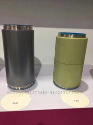 Cible en céramique de haute pureté ITO, azo, TZO, Gzo Nbox Tiox,,, SIC, ZRO2, Al2O3 cible de pulvérisation