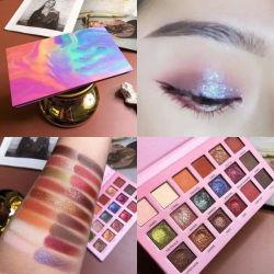Kosmetik-Funkeln-Pigmente lösen Augenschminke-Puder-Gesichts-Funkeln-loses Puder-Nagel-Funkeln-schimmernde weiße glänzende Augenschminke