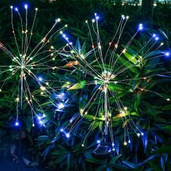 Рождество фестиваль солнечной украшения LED водонепроницаемые свет солнечного сада лампы