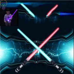 Светодиод лазерный меч Star Wars опорный героя меч