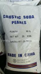 各国用の標準品質の腐食性ソーダPrillsの真珠99%