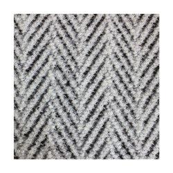 Venda a quente estilo preto e branco Verificar comprimento da escova de tecido de lã de tricotar