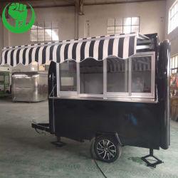 Новые настраиваемые питание прицепа для использования вне помещений Camper Mobile кухня Сэндвич панели тележки