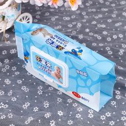 El papel de aluminio con refuerzo lateral de la bolsa de embalaje de alimentos para mascotas