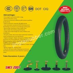 Standard ISO OEM nuovo 14 pollici TR4 valvola Motorcycle butile Tubo interno (275/300-14)