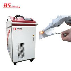 الصين الشعبية المحمولة الجهاز المحمول باليد CNC الليزر الصلب آلة اللحام الذكية