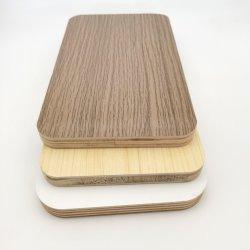 Chapa de madera La madera de álamo/comercial y de contrachapado de madera contrachapada de encofrados para materiales de construcción