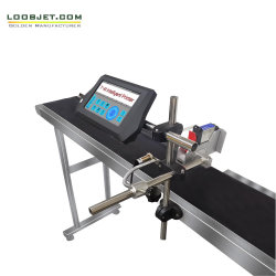 High Speed High Resolution Industrial Inkjet Printer