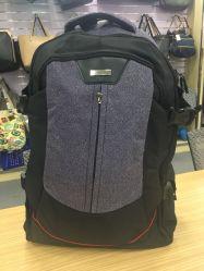 Stock de alta calidad OEM Mochila para portátil Mochila personalizada de la fábrica de la bolsa de estudiantes