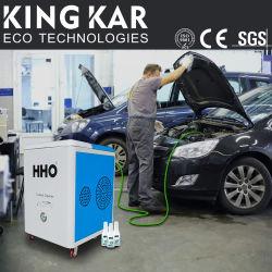 Extraer el carbono de HHO ahorro de combustible del motor Diesel Coches