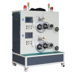 Pv-Farbband Equipment_Mbb, das PV-Draht ein Lötmittel-überzogener kupferner runder Draht herstellt Maschine Multi-Mit Laschen versieht