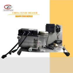 5kw 12V/24V Diesel Gasolina agua de calefacción de estacionamiento para camiones y barcos