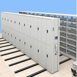 Compact Smart Steel-Opslagsysteem Met Automatische Bediening Voor Kantoor/Boekenplank/Boekenplank