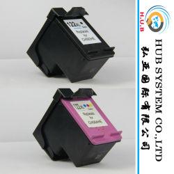 Cartucho de tinta de alta qualidade para HP 121B (cc641H) , C (CC644H) ; A HP 122B/C;