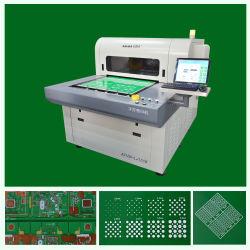 Sistema di stampa a getto d'inchiostro PWB con caratteri anche inferiori a 0.5 Altezza mm