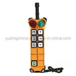 クレーンの産業リモート・コントロールか無線のリモート・コントロールF24-6Dのための天井クレーンの無線リモート・コントロール