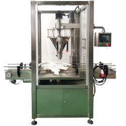 DJ-2b2 Full automatic 1kg de pó de toner garrafa/JAR/Can/Tin Embalagem de enchimento da máquina de embalagem
